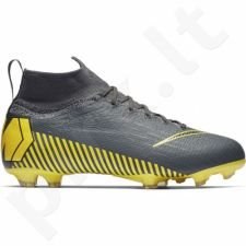 Futbolo bateliai  Nike Mercurial Superfly 6 Elite FG Jr AH7340-070