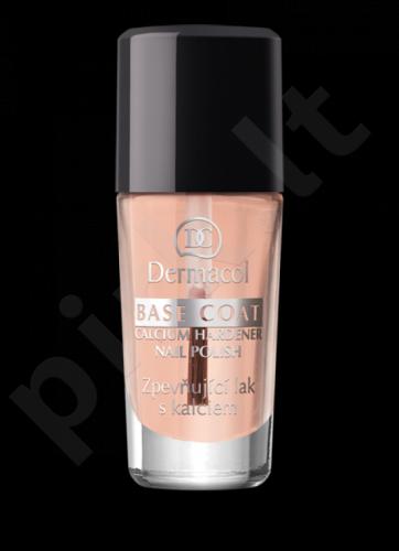Dermacol Hardener nagų lakas, 10ml, kosmetika moterims
