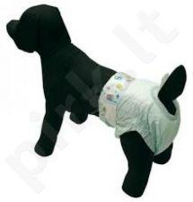 Dog Nappy sauskelnės šunim 10-18kgXL