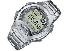 Casio Collection W-752D-1AVES vyriškas laikrodis-chronometras