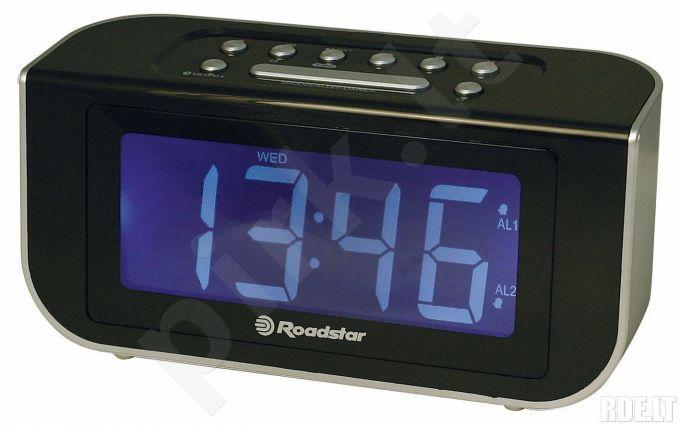 Laikrodis su radija Roadstar CLR-2618