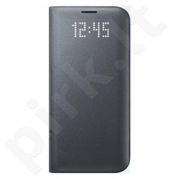 Samsung Galaxy S7 Edge Led View dėklas NG935PBE juodas