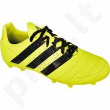 Futbolo bateliai Adidas  ACE 16.3 FG/AG Jr Leather S79721