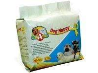 Dog Nappy sauskelnės šunim SM 2-3kg