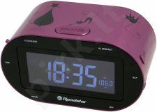 Laikrodis su radija Roadstar CLR-2750CAT