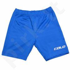 Apatiniai šortai COLO Under Junior mėlyna