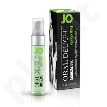 JO Oral Delight Peppermint pleasure