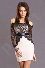 Emamoda suknelė - rožinė 5702-2