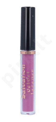 Makeup Revolution London Salvation Velvet Lip Lacquer, kosmetika moterims, 2ml, (Keep Lying For You)