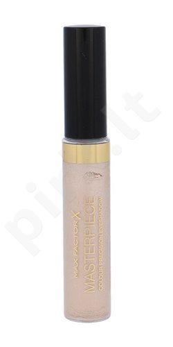 Max Factor Masterpiece Colour Precision akių šešėliai, kosmetika moterims, 8ml, (5 Pearl Beige)
