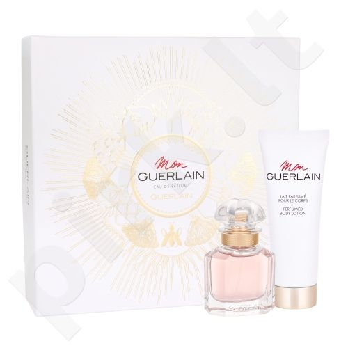 Guerlain Mon Guerlain, rinkinys kvapusis vanduo moterims, (EDP 30 ml + kūno losjonas 75 ml)