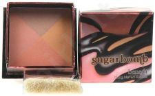 Benefit Sugarbomb Facial pudra, kosmetika moterims, 12g, (4v1 - peach + rose + shimmering pink + soft plum)