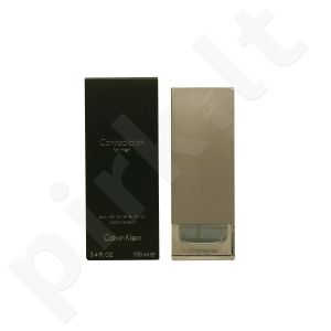 CALVIN KLEIN CONTRADICTION MEN edt  100 ml vyrams