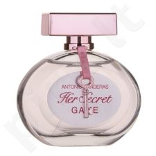 Antonio Banderas Her Secret Game, EDT moterims, 80ml