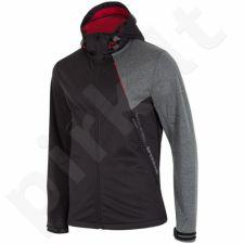 Striukė žieminė Softshell 4f M H4Z18-SFM005 20S - juoda