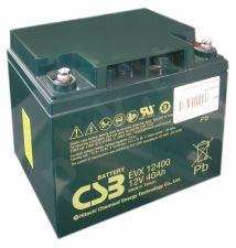 Akumuliatorius 12V 40Ah Pb CSB