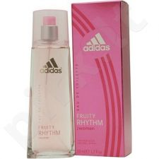 Adidas Fruity Rhythm For Women, tualetinis vanduo moterims, 75ml