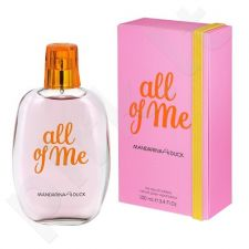 Mandarina Duck All of Me, tualetinis vanduo moterims, 100ml, (testeris)