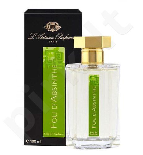 L´Artisan Parfumeur Fou d´Absinthe, EDP vyrams, 100ml, (testeris)
