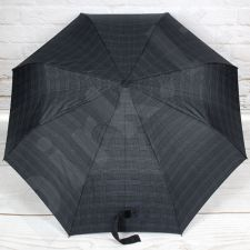 DOPPLER PA73 juodas skėtis pusiau automatinis