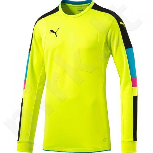 Marškinėliai vartininkams Puma Tournament GK Shirt Junior 70219434