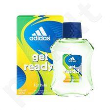 Adidas Get Ready!, EDT vyrams, 100ml[pažeista pakuotė]