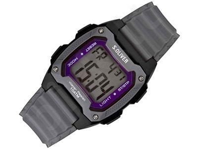 s.Oliver SO-2380-PD vyriškas laikrodis-chronometras