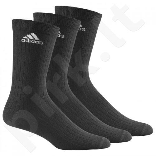 Kojinės Adidas CREW RIB T 3 poros Z25561