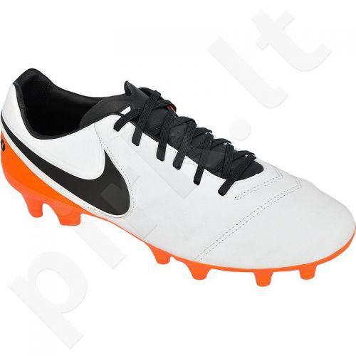 Futbolo bateliai  Nike Tiempo Legacy II FG M 819218-108