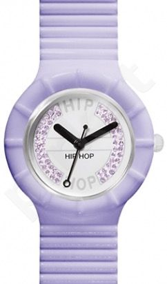 Laikrodis HIP HOP - CRYSTAL VIOLET CANDY