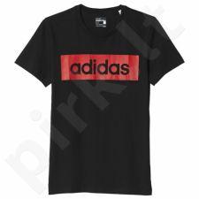 Marškinėliai Adidas Sports Essentials Linear M AY6256