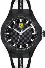 Laikrodis SCUDERIA FERRARI PIT CREW vyriškas  830191