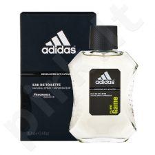 Adidas Pure Game, EDT vyrams, 100ml[pažeista pakuotė]