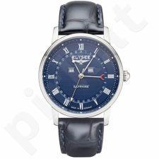 Vyriškas laikrodis ELYSEE Monumentum Calendar 77018L