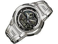 Casio Collection AQF-102WD-1BVEF vyriškas laikrodis-chronometras