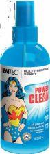 Skystis Emtec skirtas stiklo bei plastmasės valymui 250ml+servetėlė|Wonder Woman