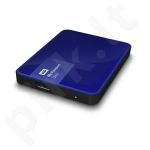 Išorinis diskas WD My Passport Ultra 2.5'' 2TB USB3 Mėlynas