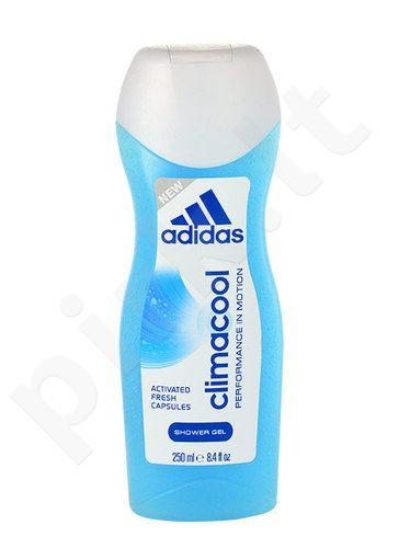 Adidas Climacool, dušo želė moterims, 250ml