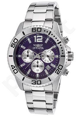 Laikrodis INVICTA PRO DIVER chronometras Blue dial 45mm 100mt
