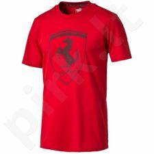 Marškinėliai Puma Ferrari Big Shield Tee M 57120702