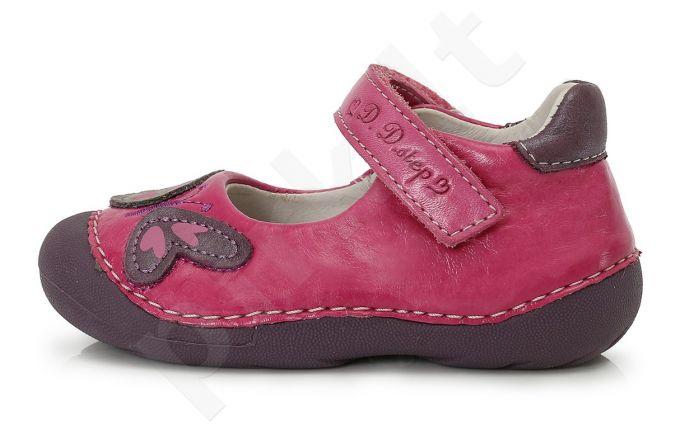 D.D. step rožiniai batai 19-24 d. 015138au