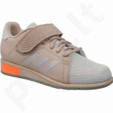 Sportiniai bateliai Adidas  Power Perfect 3 W DA9882