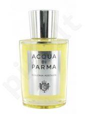Acqua di Parma Colonia Assoluta, Eau de odekolonas moterims ir vyrams, 50ml