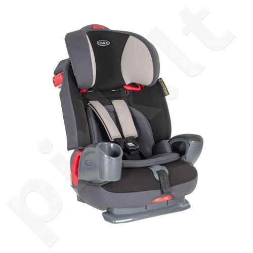 Graco Nautilus automobilinė kėdutė (9-36kg) (Aluminium)