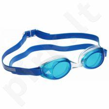 Plaukimo akiniai Adidas Waterrider 1PC Junior Z33252