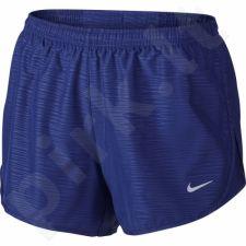 Bėgimo šortai Nike Modern Embossed Tempo short W 719759-455