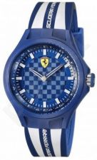 Laikrodis SCUDERIA FERRARI PIT CREW vyriškas  830193