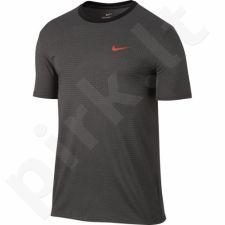 Marškinėliai bėgimui  Nike Dry Tee M 839518-038