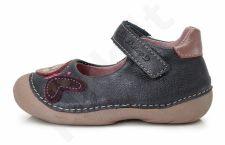 D.D. step mėlyni batai 19-24 d. 015138u