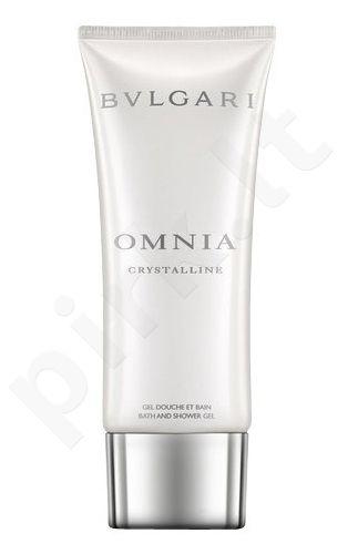 Bvlgari Omnia Crystalline, 100ml, dušo želė moterims